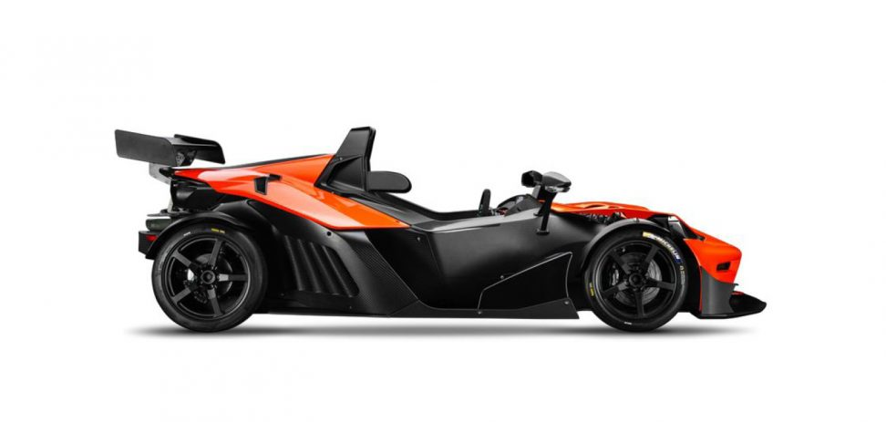 KTM X-Bow RR Bild 3
