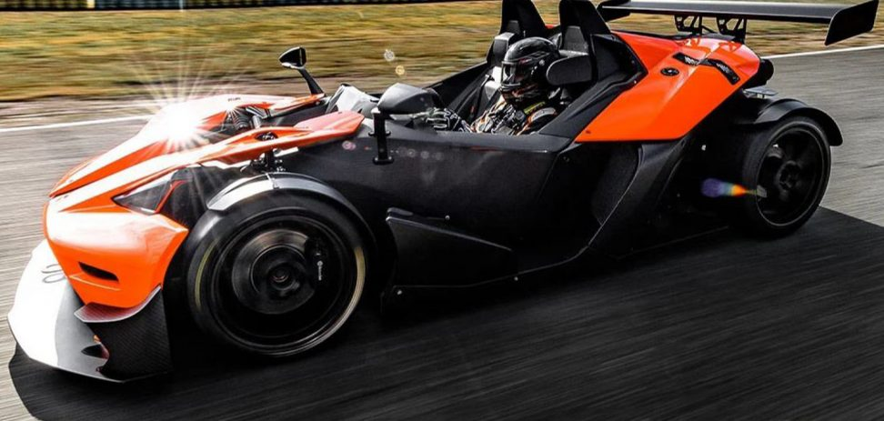 KTM X-Bow RR Bild